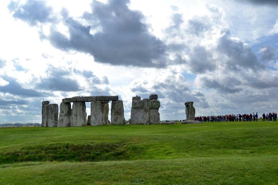 İngiltere Stonehenge anıtı fotoğrafları - England Stonehenge prehistoric monument photos