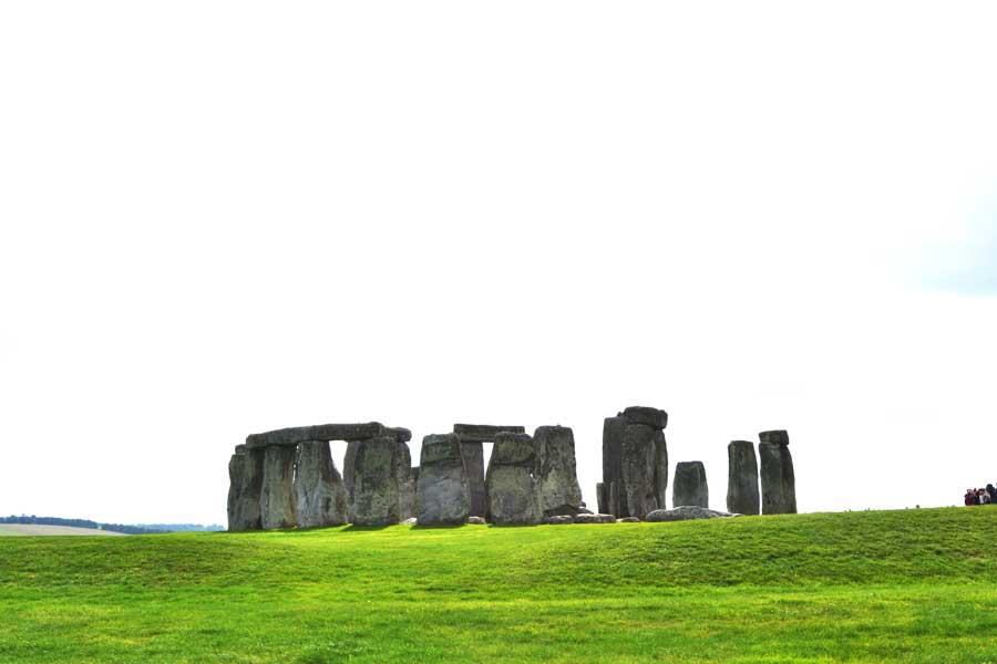 İngiltere Stonehenge fotoğrafları - Stonehenge prehistoric monument