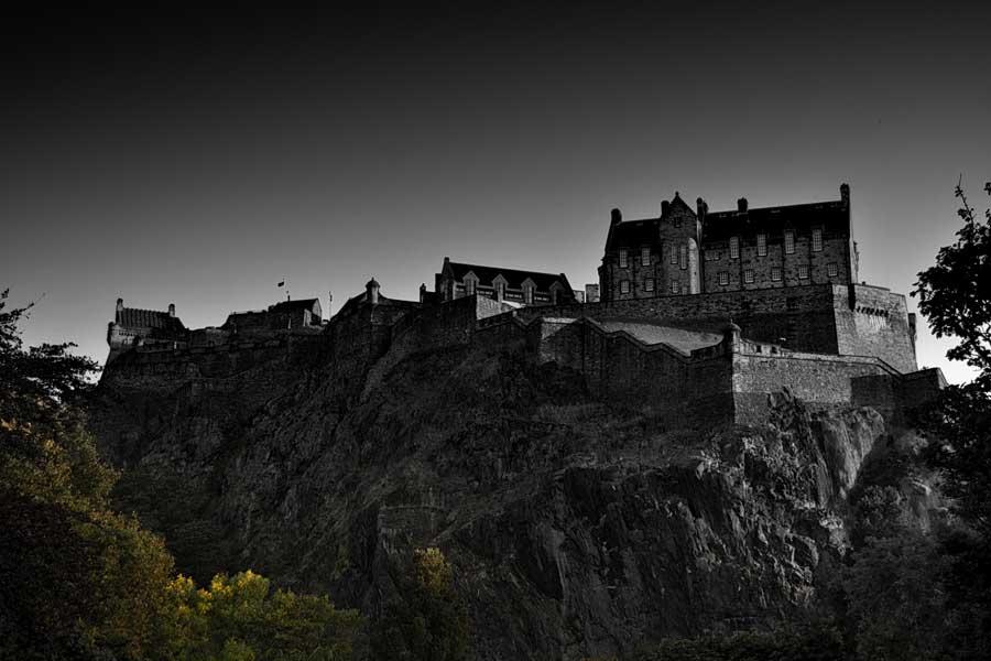 Edinburgh Gezilecek Yerler, İskoçya