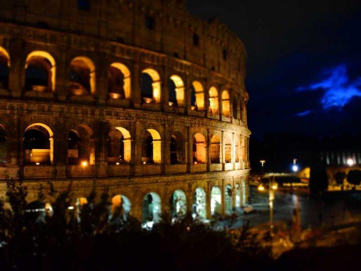 Antik Roma yapısı gezilecek yerler Kolezyum fotoğrafları - Colosseum photos