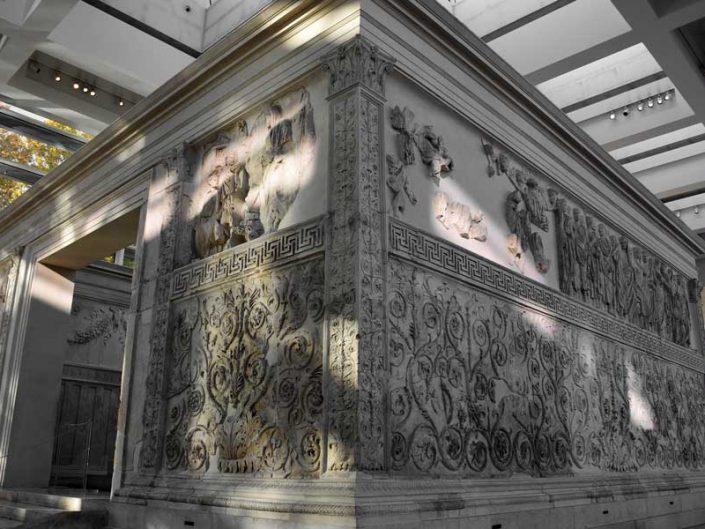 Ara Pacis fotoğrafları - Rome Ara Pacis Museum
