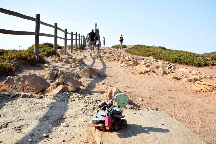 Avrupa'nın en batı ucu Roca Burnu Anıtı fotoğrafları - Roca Cape Monument Europe's westernmost (Cabo da Roca)