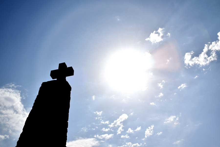 Avrupa'nın en batısı Roca Burnu Anıtı - Roca Cape Monument Europe's westernmost (Cabo da Roca)