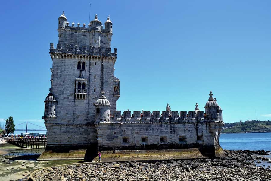 Belem Kulesi - Belem tower (Torre de Belém)