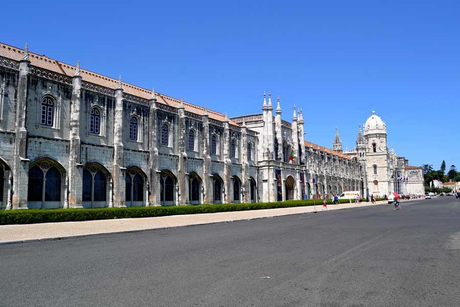 Belem gezilecek yerler Jeronimos Manastırı - Lisbon Belem Jeronimos Monastry (Mosteiro dos Jerónimos)