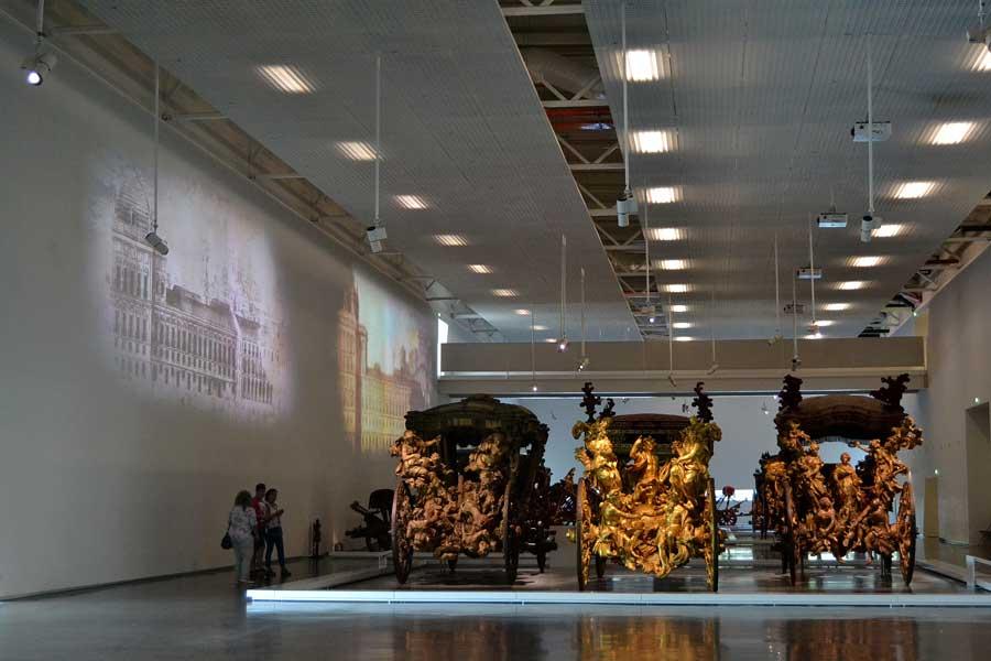 Fayton Müzesi fotoğrafları - Portugal National Coach Museum (Museu Nacional dos Coches)