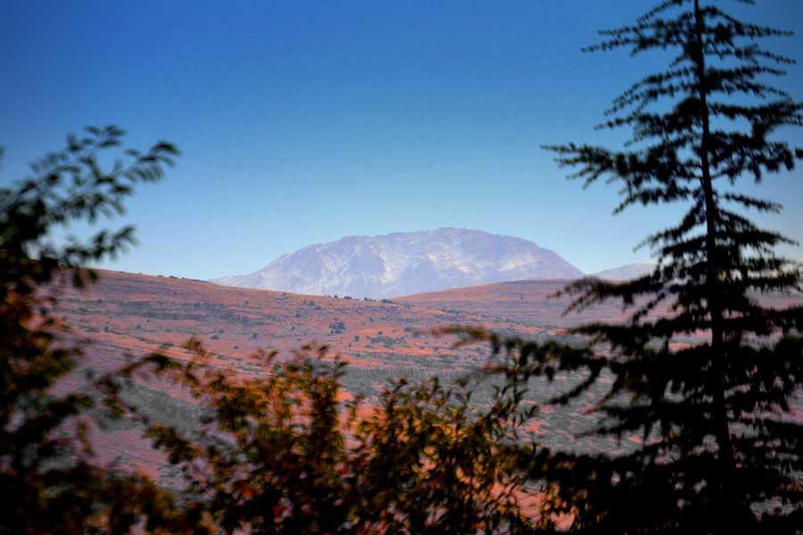 Germiyanoğulları Bey dağları