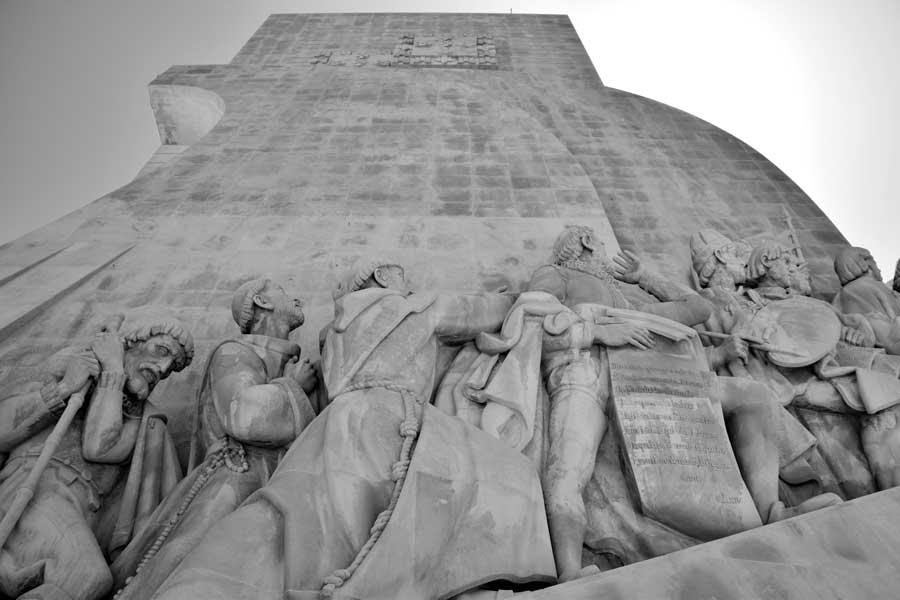 Keşifler Anıtı Belem - Monument of Discoveries (Padrão dos Descobrimentos)