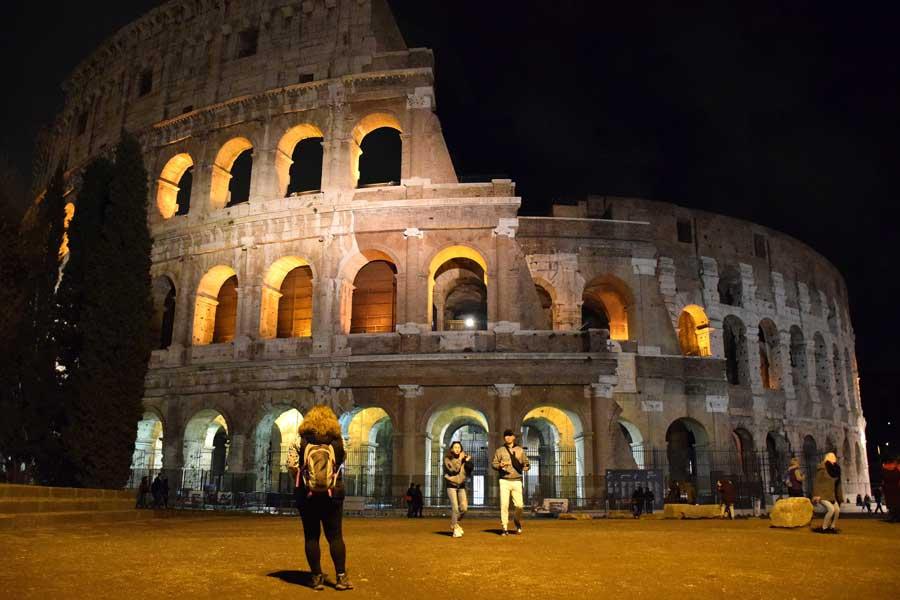 Kolezyum amfitiyatro fotoğrafları - Colosseum amphitheatre photos