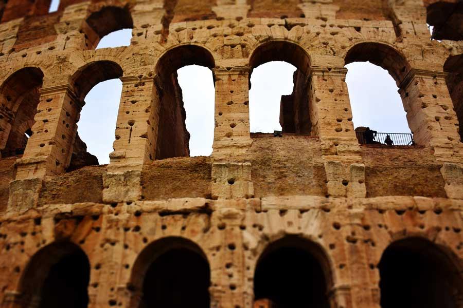 Kolezyum fotoğrafları dış cephe - Colosseum photos