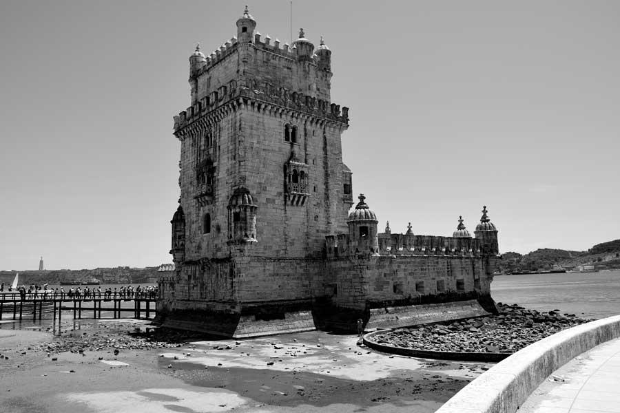 Lizbon Belem Kulesi - Belem tower (Torre de Belém)