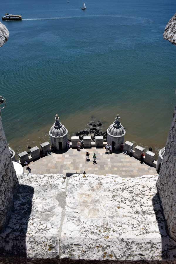 Lizbon Belem Kulesi - Lisbon Belem tower (Torre de Belém)
