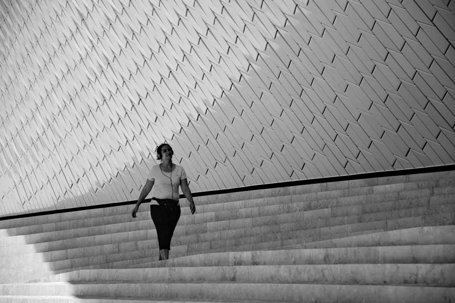 Lizbon Belem gezilecek yerler MAAT binası Sanat Mimarlık ve Teknoloji müzesi fotoğrafları - Lisbon Belem MAAT Museum of Art Architecture and Technology
