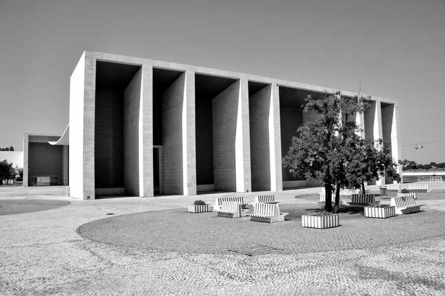 Lizbon EXPO için yapılan Portekiz pavyonu fotoğrafları - Lisbon photo Portugal Pavilion (Pavilhao De Portugal)