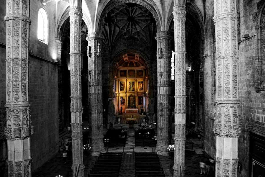 Jeronimos Manastırı Eserleri ve Özellikleri – Lizbon Belem