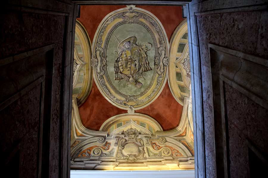 Lizbon Jeronimos Manastırı fotoğrafları tavan - Ceiling, Jeronimos Monastry (Mosteiro dos Jerónimos)