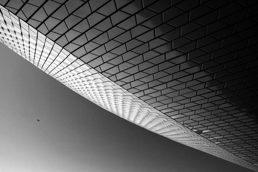 Lizbon MAAT binası Sanat, Mimarlık ve Teknoloji müzesi fotoğrafları - Lisbon Belem MAAT Museum of Art Architecture and Technology Belem