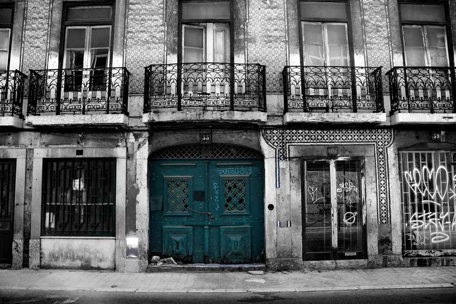 Lizbon fotoğrafları Portekiz mimarisi - Lisbon photos Portugal architecture