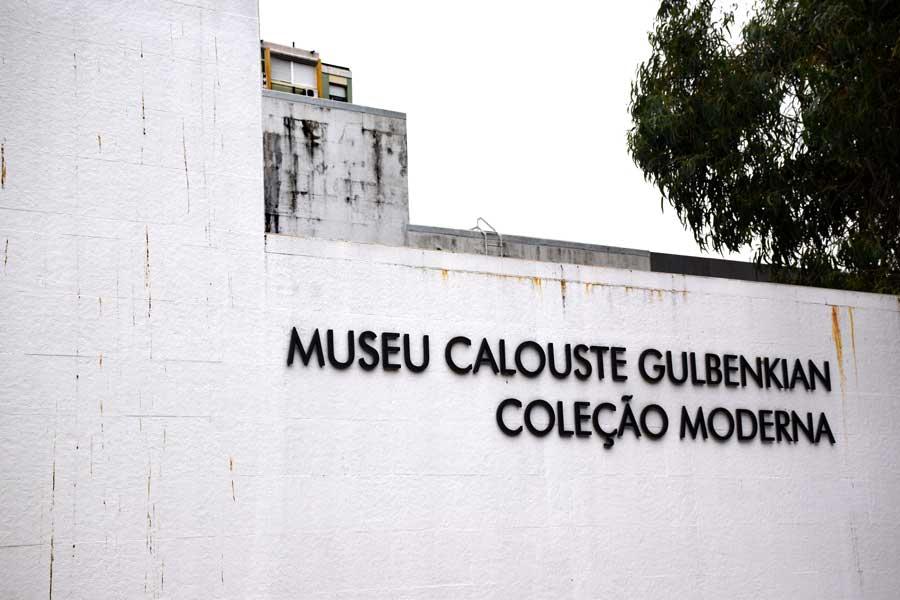 Lizbon gezilecek yerler Gülbenkyan Müzesi - Lisbon Calouste Gulbenkian Museum (Museu Calouste Gulbenkian) Portugal