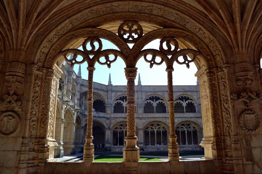 Lizbon gezilecek yerler Jeronimos Manastırı fotoğrafları - Lisbon Jeronimos Monastry photos (Mosteiro dos Jerónimos)