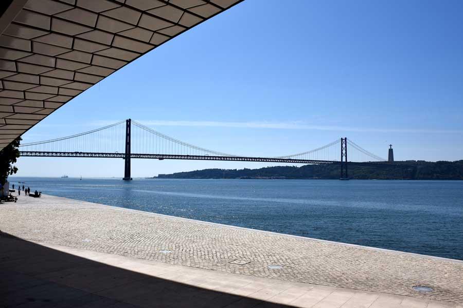 Lizbon gezilecek yerler MAAT Sanat, Mimarlık ve Teknoloji müzesi fotoğrafları - Lisbon Belem MAAT Museum of Art, Architecture and Technology