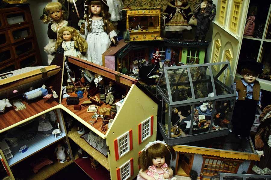 Lizbon gezilecek yerler Oyuncak Bebek Hastanesi ve müzesi - Lisbon The Doll Hospital and museum (Hospital de Bonecas)