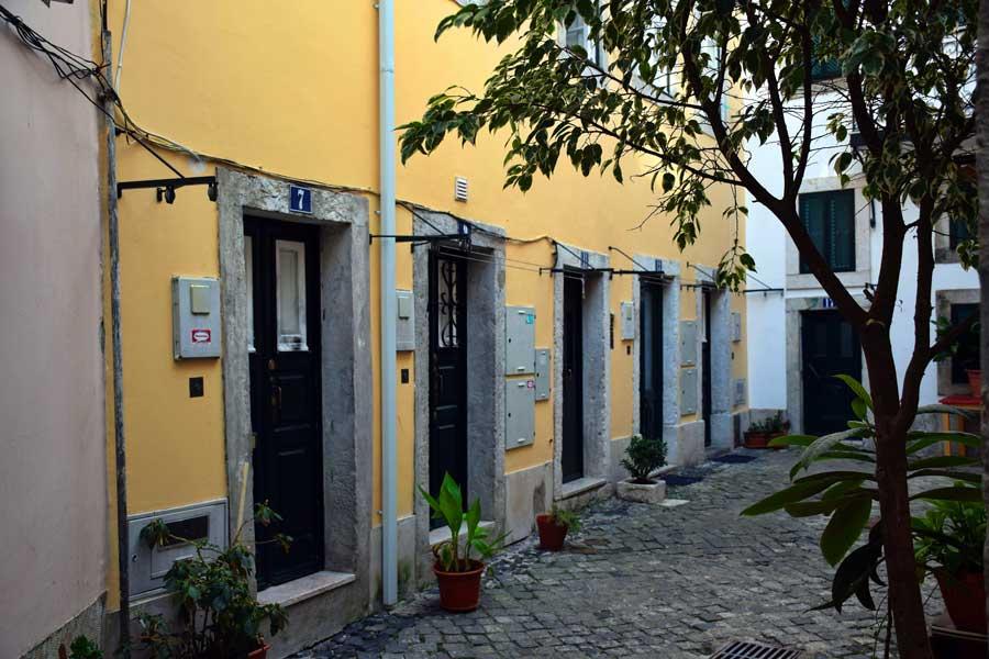 Lizbon mimarisi ve Lizbon fotoğrafları - Lisbon photos Portugal architecture