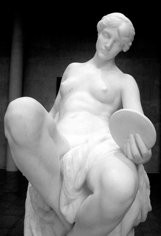 New York Metropolitan Müzesi eserleri fotoğrafları - New York City Metropolitan Museum Memory (Daniel Chester French)