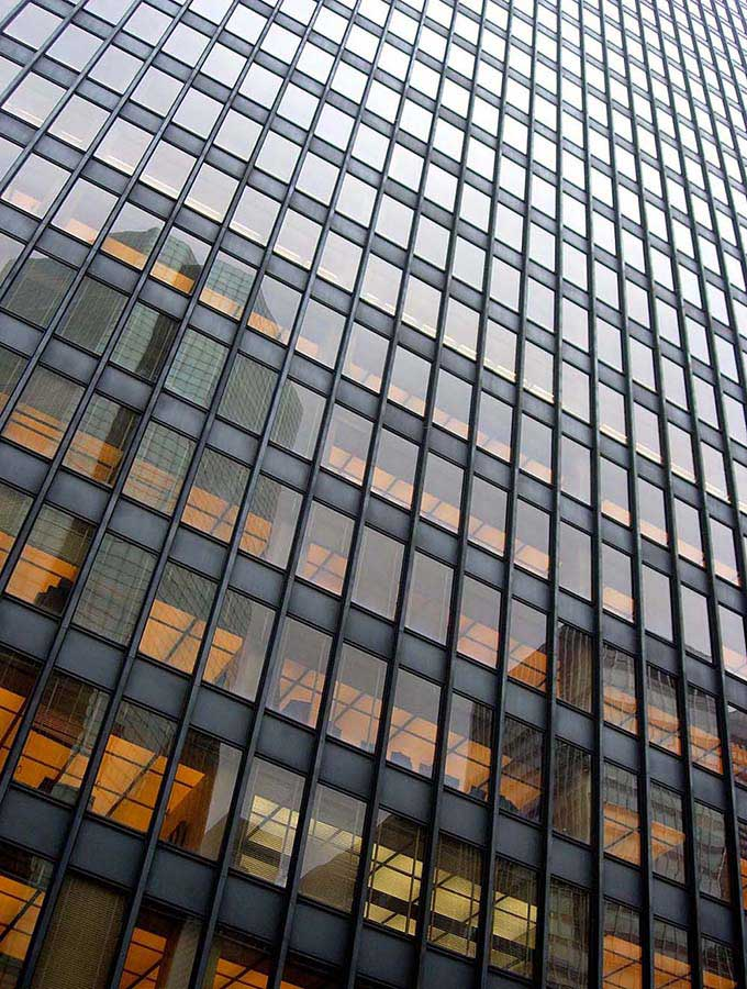 New York fotoğrafları Seagram Binası - New York City photos Seagram Building Mies Van Der Rohe