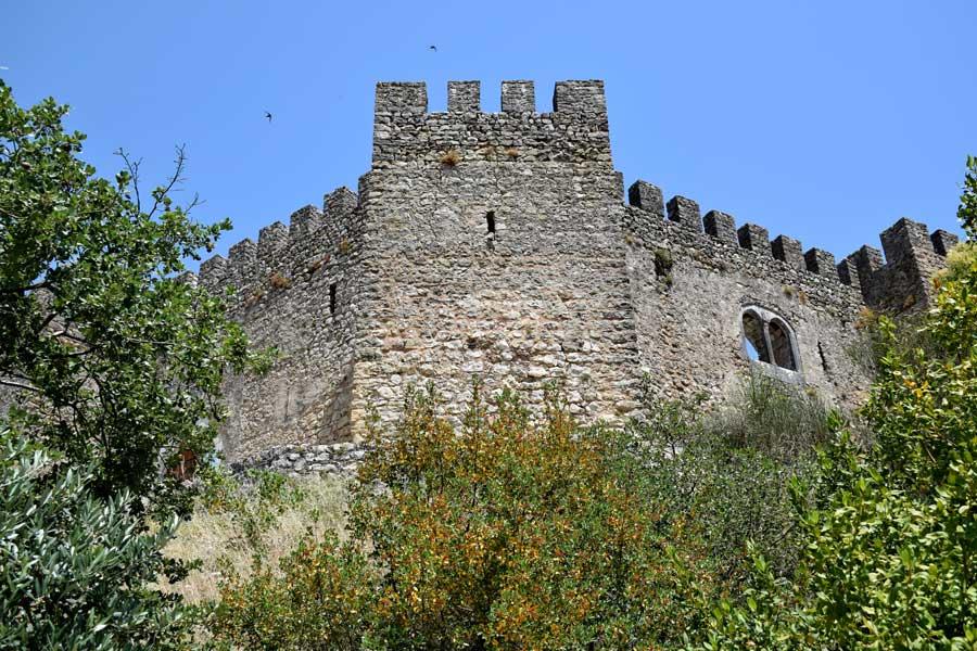 Pombal Kalesi fotoğrafları Portekiz - Portugal Castle of Pombal (Castelo de Pombal)