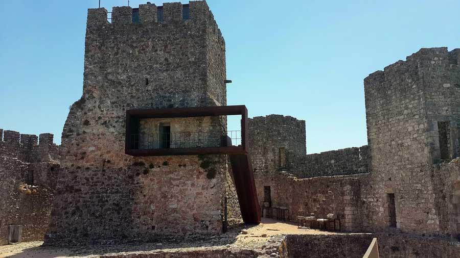 Pombal Kalesi Fotoğrafları - Pombal Castle Images