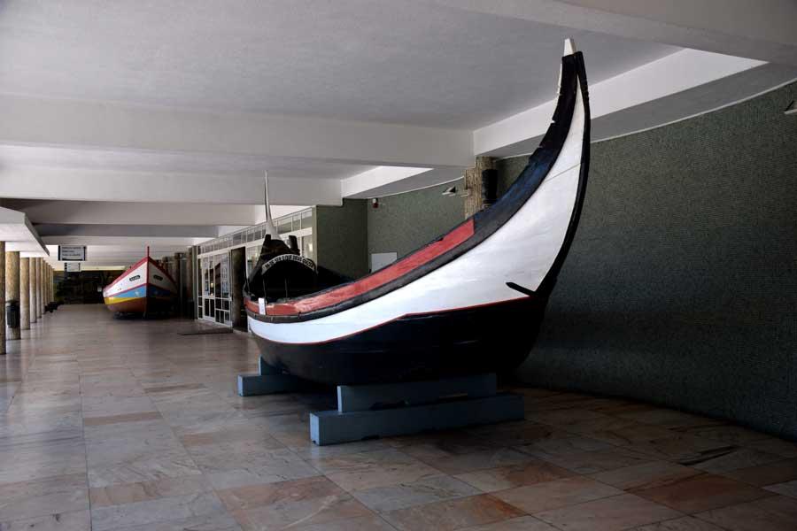 Portekiz Deniz Müzesi Viking gemileri - Viking Ships, Navy Museum, Portugal (Museu de Marinha)