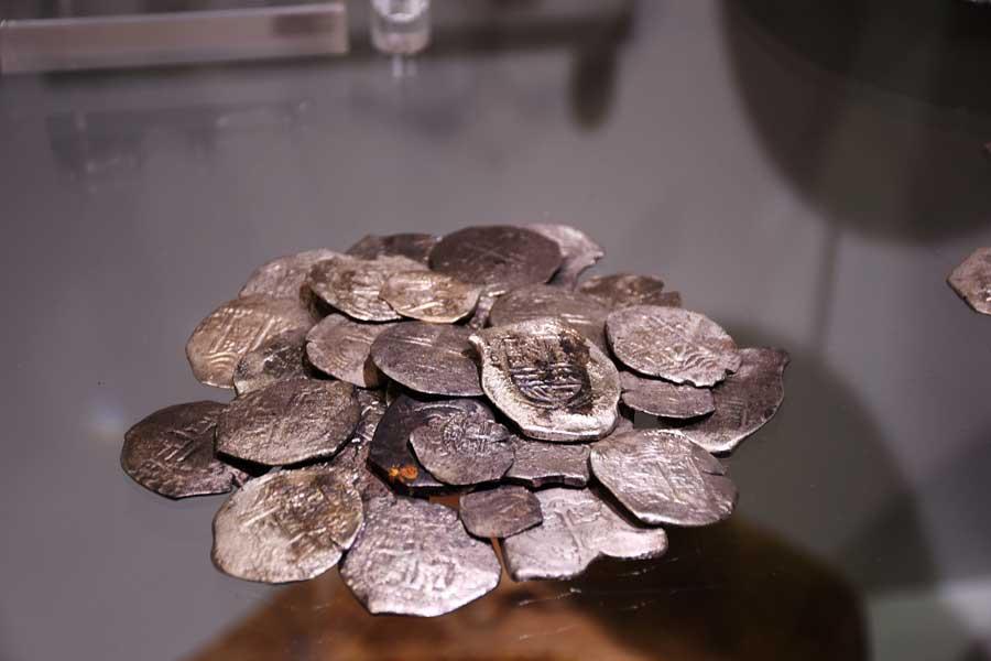 Portekiz Deniz Müzesi tarihi sikkeler - Coins, Portugal Navy Museum ( Museu de Marinha)