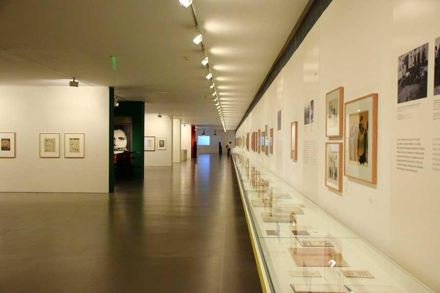 Portekiz Lizbon gezilecek yerler Gülbenkyan Müzesi sergi salonları - Lisbon Calouste Gulbenkian Museum (Museu Calouste Gulbenkian)
