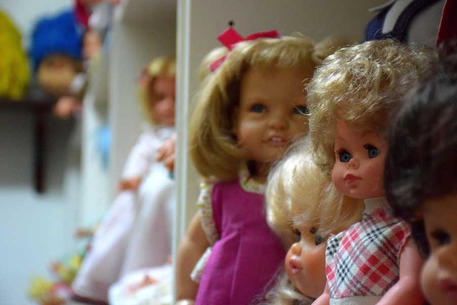 Portekiz Lizbon gezilecek yerler Oyuncak Bebek Hastanesi ve müzesi - Lisbon The Doll Hospital and museum (Lisboa Hospital de Bonecas)