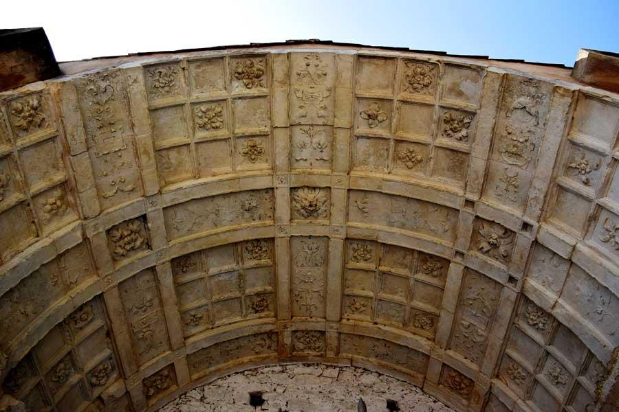 Portekiz Pombal Kalesi Roma dönemi yapısı fotoğrafları - Portugal Castle of Pombal (Castelo de Pombal)