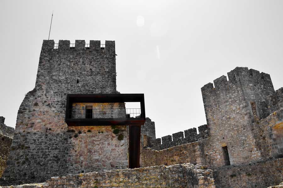 Portekiz Pombal Kalesi fotoğrafları - Portugal Castle of Pombal