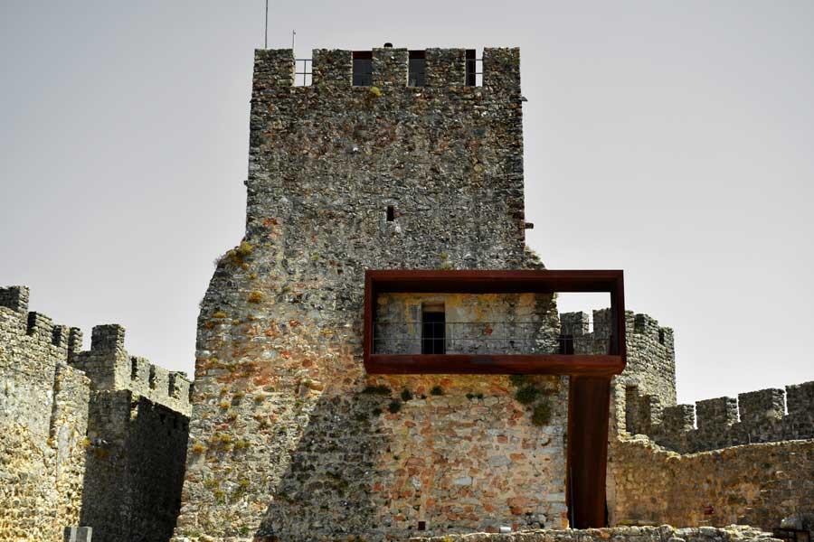 Portekiz Pombal Kalesi Tarihi ve Bilgileri – (Castle of Pombal)