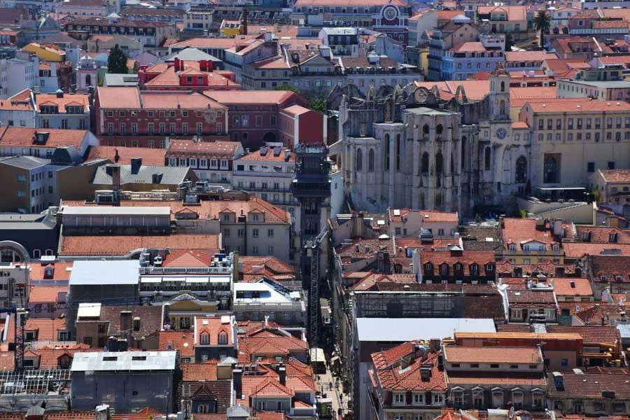 Portekiz güzergahı Lizbon fotoğrafı - Portugal route Lisbon photo