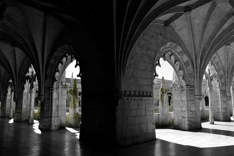 Portekiz gezilecek yerler Jeronimos Manastırı fotoğrafları - Lisbon Belem Jeronimos Monastry photos (Mosteiro dos Jerónimos)