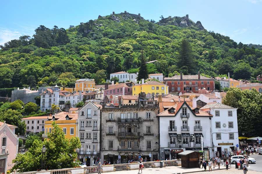 Portekiz gezilecek yerler Sintra fotoğrafları - Sintra photos