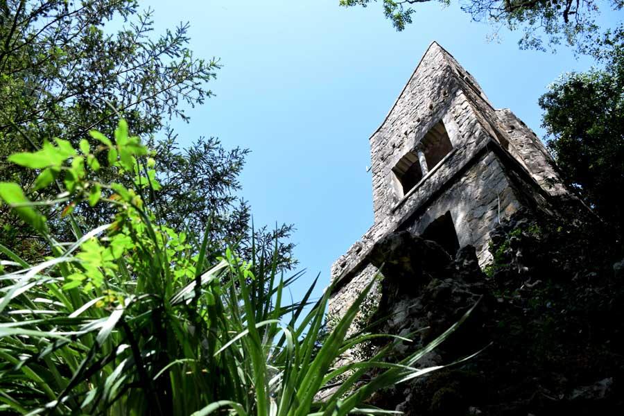 Quinta da Regaleira fotoğrafları Göksel Dünyanın Terası - Quinta da Regaleira Garden the terrace of the celestial worlds