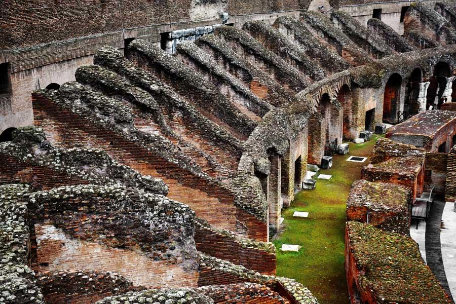 Roma Kolezyum fotoğrafları - ancient Colosseum photos