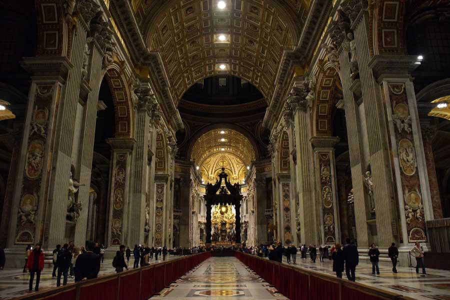 Aziz Petrus Bazilikası Fotoğrafları - St. Peter's Basilica Images
