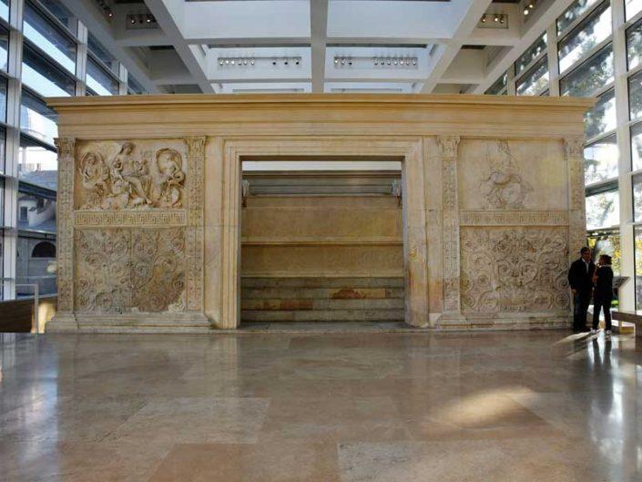 Roma müzeleri Ara Pacis Müzesi fotoğrafları - Rome museums Ara Pacis Museum photos