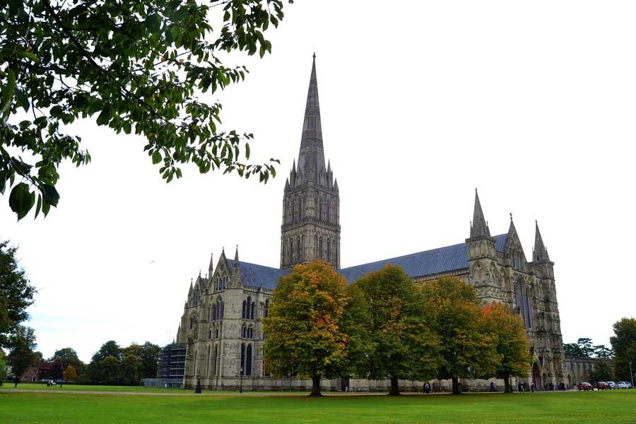 Salisbury Katedrali Fotoğrafları – Salisbury Cathedral Images