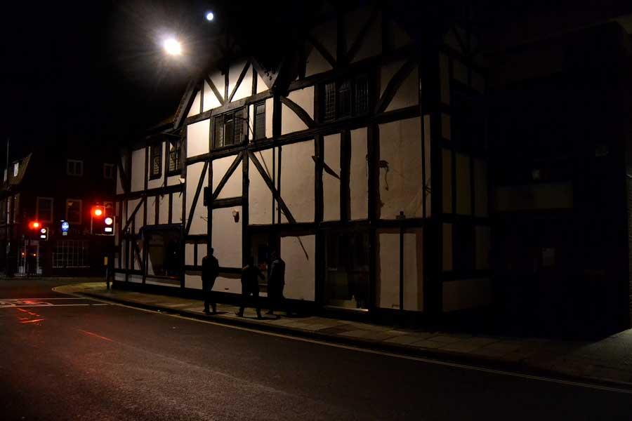Salisbury fotoğrafları Salisbury tarihi evleri - Historical houses of Salisbury