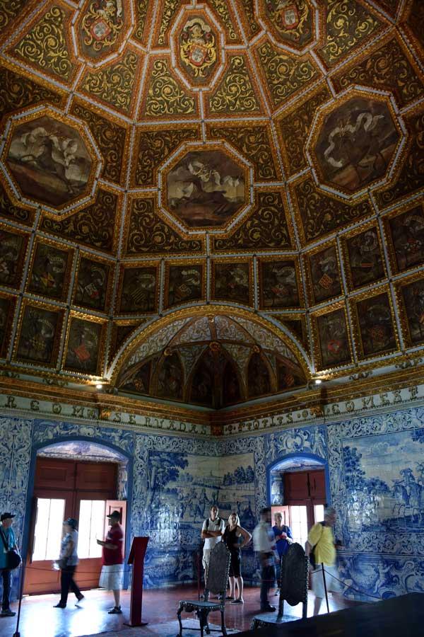 Sintra Quinta da Regaleira sarayı fotoğrafları - Sintra Quinta da Regaleira Palace
