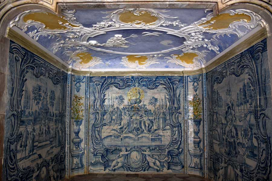Sintra Ulusal Sarayı fotoğrafları - photos of National Palace of Sintra (Palácio Nacional de Sintra)