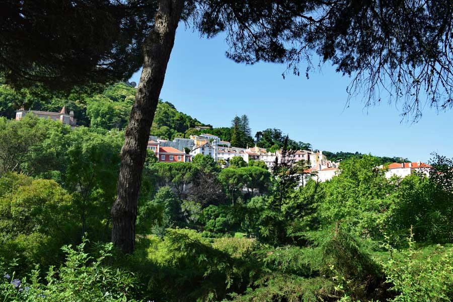 Sintra fotoğrafları Portekiz - Portugal Sintra photos